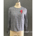 Long sleeve blousem for women