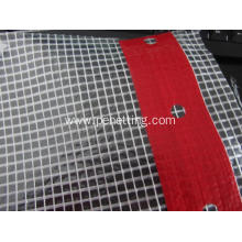 Transparent Mesh Scaffolding Cover Fabric