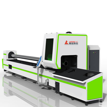 Plates And Pipes Fiber Laser Cutting Machine HET