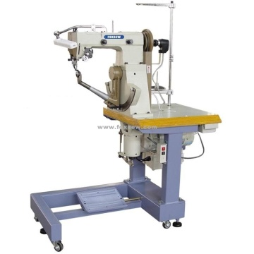 Single Line Insole Stitching Machine without Base Thread