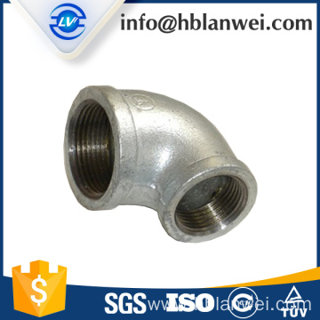 Professional for Malleable Iron Cross Fitting Reducing Elbow 90R M.I pipe fittings export to Poland Factories