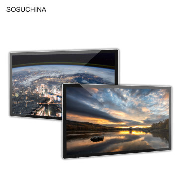 Best Price for Wall Mount Lcd Digital Signage touch screen digital advertising player with wifi supply to Rwanda Supplier