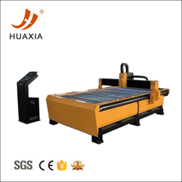CNC HVAC duct plasma cutting table