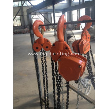 PriceList for for Vital Chain Blocks VT series hand operating elephant chain hoist export to Spain Factory