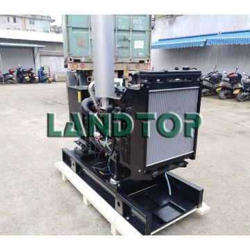 Open type perkins diesel engine generator set