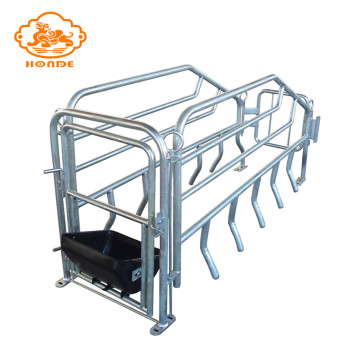 Durable farrowing crate with low price
