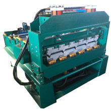 Arch metal curve roofing forming machine