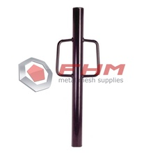 Manual Metal Paint T Post Driver
