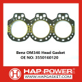 Benz OM346 Head Gasket 3550160120