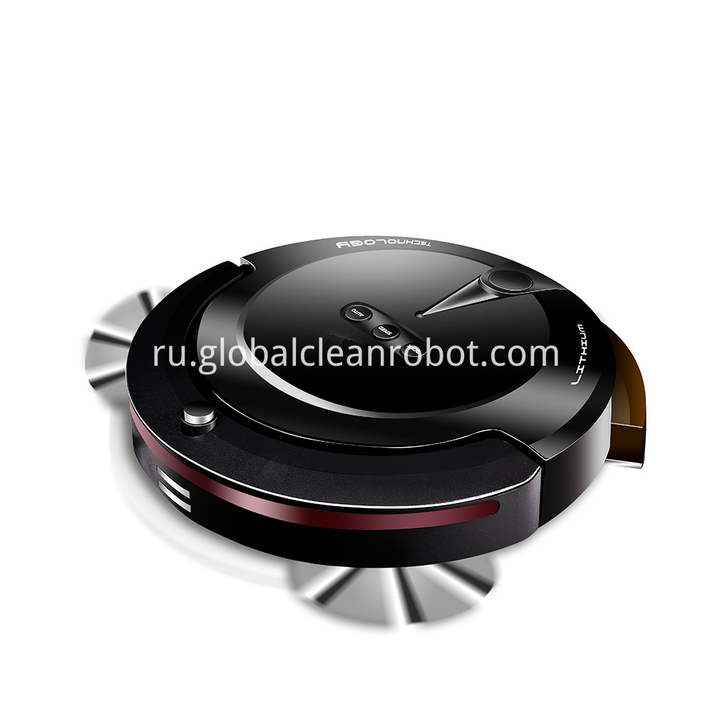 Technology Mopping Vacuum Robot (4)