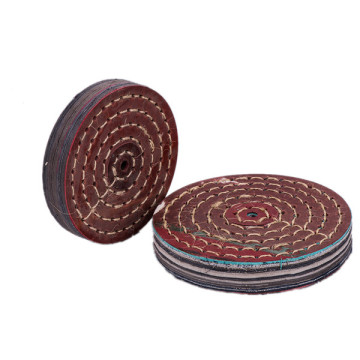 Metal Polishing Cotton Buffing Cloth Wheel product