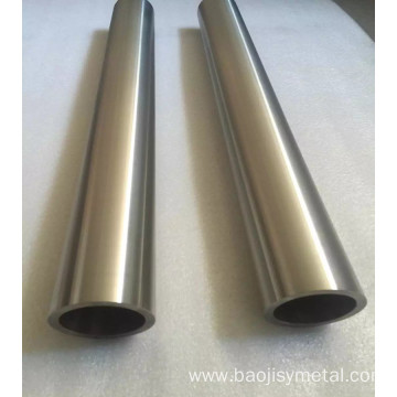 High Purity 99.95% Tungsten Pipe