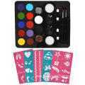 Best Kids Water Color Face Painting Stencils set