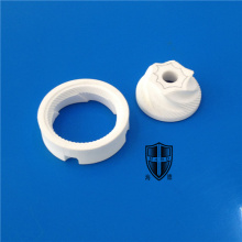 advanced machinable ceramic block plate sleeve