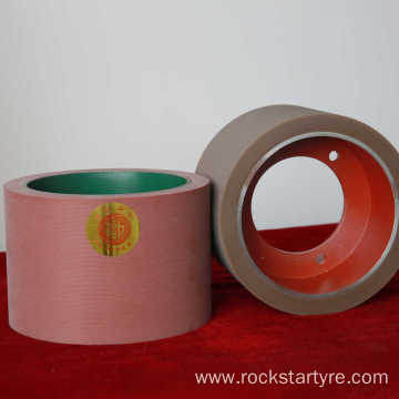 NBR Iron Core Rice Huller Rubber Roller