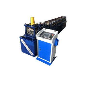 Metal door roller shutter making machine