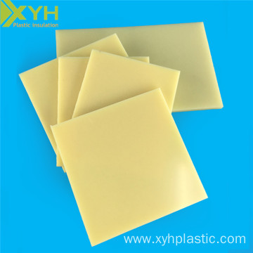 Engineering Thin ABS Plastic Board