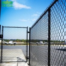 Cheap price diamond  weave chain link fence