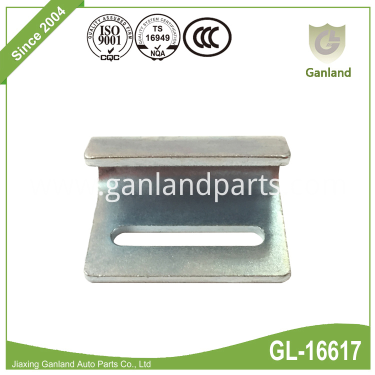 Flat Pressed Steel Hook GL-16617