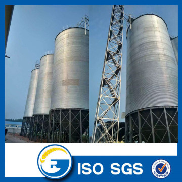Computer Controlled Steel Silos