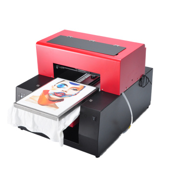A3 Flatbed Multifunction T-Shirt Printer