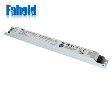 60W Voltage Constant 12V Linear Light Driver