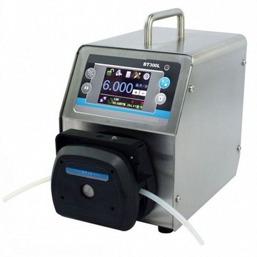 Cheap medical peristaltic pump with silicone hose
