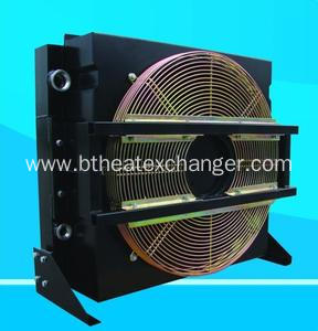 Bar and Plate Brazed Aluminum Heat Exchanger