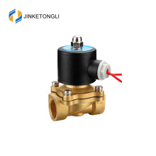 electrical air water 24V solenoid valve