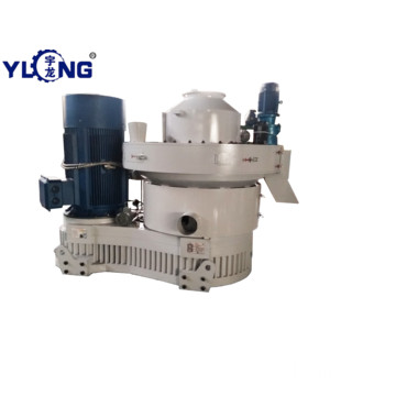 7th xgj850 machine line/ring die biomass pellet machine