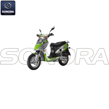 Benzhou YY125T-26 YY150T-26 Body Kit Complete Scooter Engine Parts Original Spare Parts