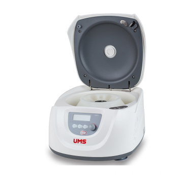 UM0412 Clinical Centrifuge Low Speed LCD Display