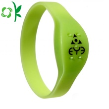 Competition Silicone Repellent Mosquito Bands for Travel