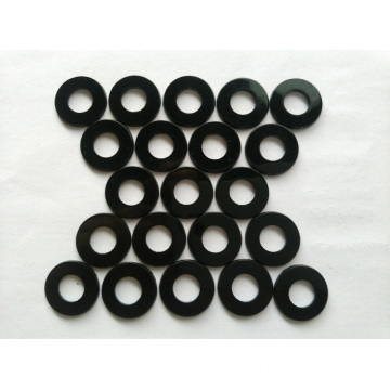 M2 M3 M4 DIN34815 black nylon flat washer