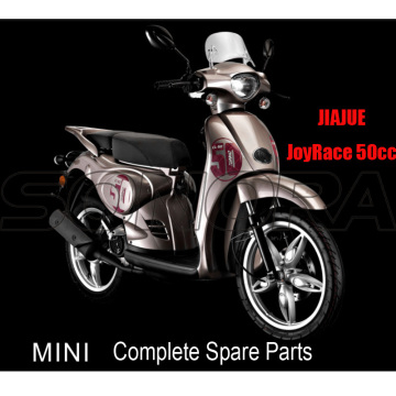 JIAJUE MINI 50cc 125cc 150cc Complete Motorcycle Spare Parts