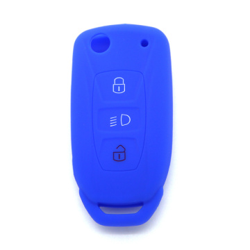Silicone remote key cover for tata tiago