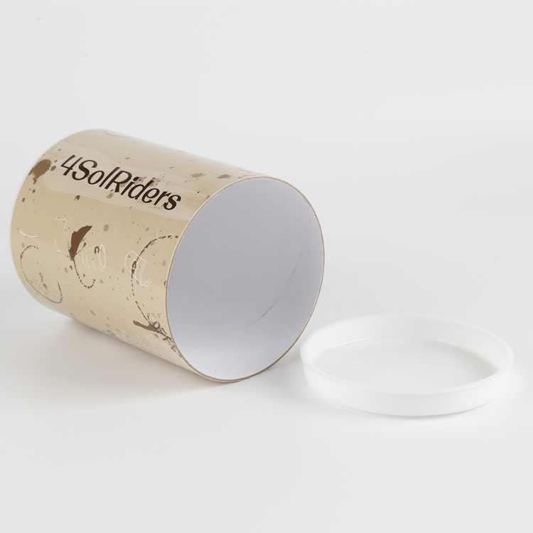 Paper Cylinder Tube Box