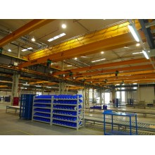 China for Overhead Crane 15T double-girder overhead crane supply to North Korea Manufacturer