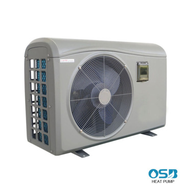 Grey Plastic Swimming Pool Heat Pump 50Hz