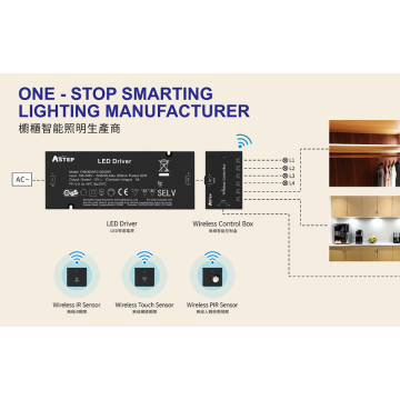 Wireless Smart Control System