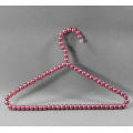 Pink Pearl Clothes Hanger