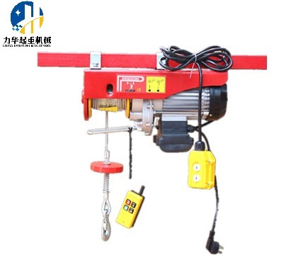 Good Quality Factory Price Mini Electric Hoist