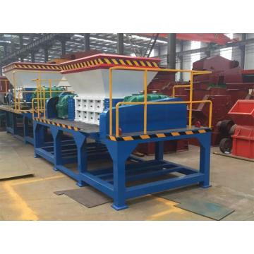 waste rubber shredder machine for sale