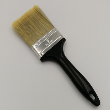 HOT CAKE high quality plastic handle paint brush