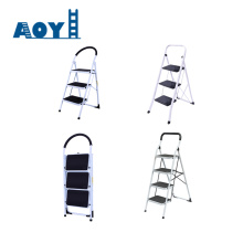 Steel household ladder thickening steel pipe cheap factory