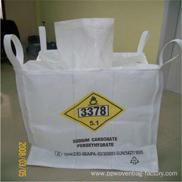 U-pannel pp jumbo bag
