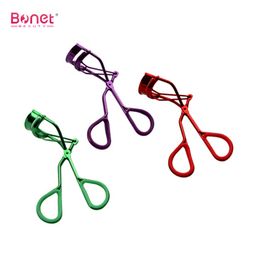 FDA certificated fashion color plating eyelash curler