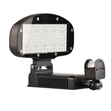 100W Led Wall Mount Light With Photocell