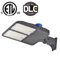 300W Led Shoebox Street Light Fixture Photocell Sensor