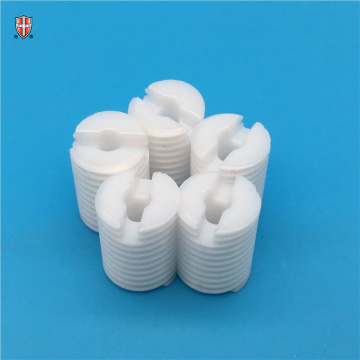 wear resistant precision zirconia ceramic thread bolt